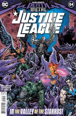 Justice League Vol. 4 (2018- ) #54