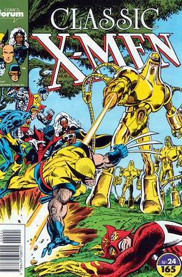 Classic X-Men Vol. 1 (1988-1992) (Grapa 32 pp) #24