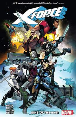 X-Force Vol. 5 (2018- ) (Softcover 120 pp) #1