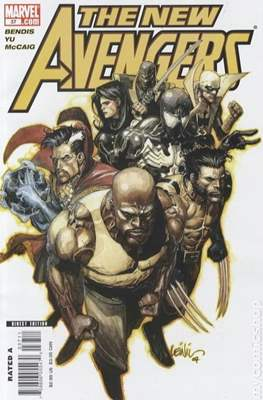 The New Avengers Vol. 1 (2005-2010) (Comic-Book) #37