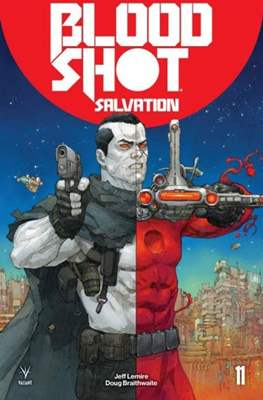 Bloodshot Salvation (Grapa) #11