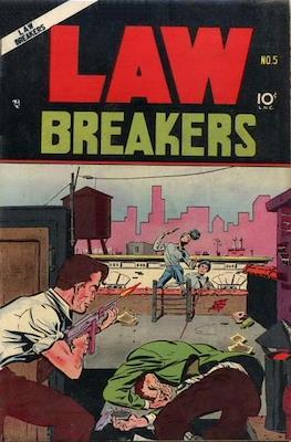 Lawbreakers (Saddle-stitched) #5