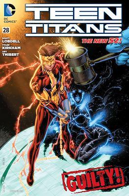 Teen Titans Vol. 4 (2011-2014) #28