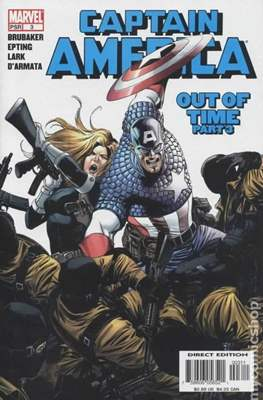 Captain America Vol. 5 (2005-2013) #3
