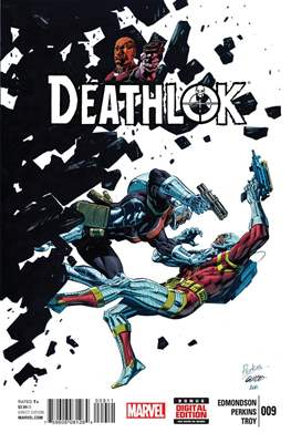 Deathlok Vol. 5 (Comic-Book / Digital) #9