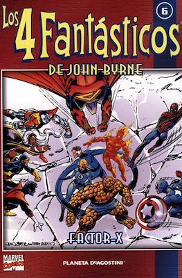 Coleccionable Los 4 Fantásticos de John Byrne (2002) (Rústica, 80 páginas (2002)) #6