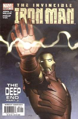 Iron Man Vol. 3 (1998-2004) (Comic-book) #81 (425)