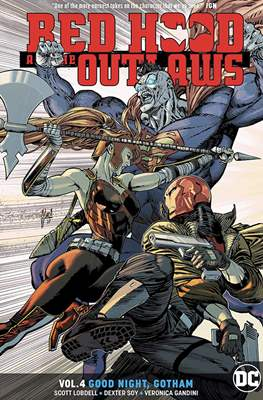 Red Hood and the Outlaws Vol. 2 (Softcover) #4