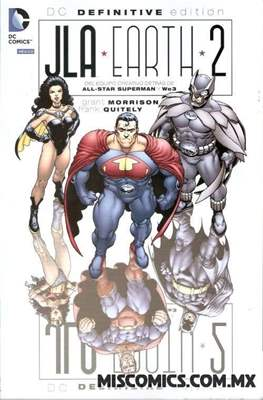 DC Definitive Edition (Rústica) #7