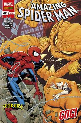 L'Uomo Ragno / Spider-Man Vol. 1 / Amazing Spider-Man #751