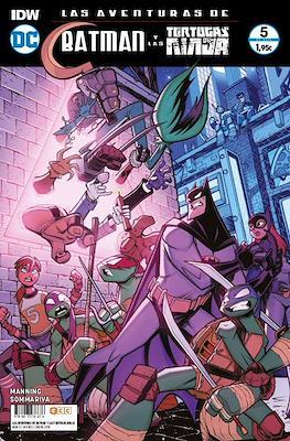 Las aventuras de Batman y las Tortugas Ninja (Grapa 24 pp) #5