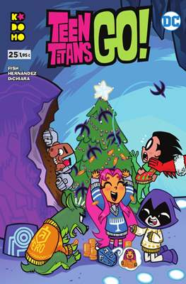 Teen Titans Go! (Grapa) #25
