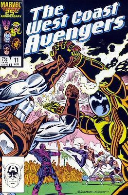 West Coast Avengers Vol. 2 (Comic-book. 1985 -1989) #11