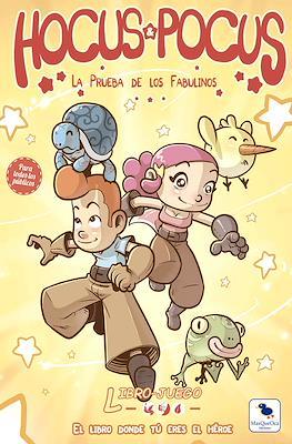 Libro-juego. El libro donde tú eres el héroe (Cartoné 180 pp) #5