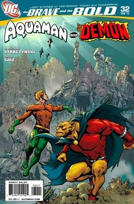 The Brave and the Bold (2007-2010) (Comic Book) #32