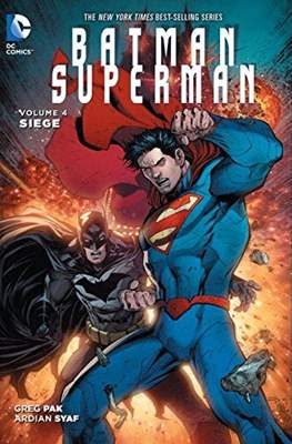 Batman / Superman Vol. 1 (2013) New 52 (Softcover) #4