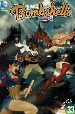 DC Comics: Bombshells (Digital) #33