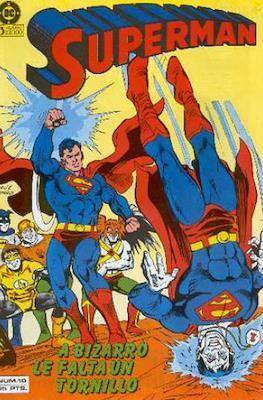 Superman Vol. 1 (1984-1987) #10