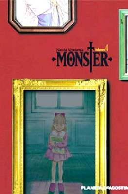Monster (Rústica 224 pp) #4