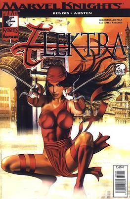 Elektra (2002-2004). Marvel Knights