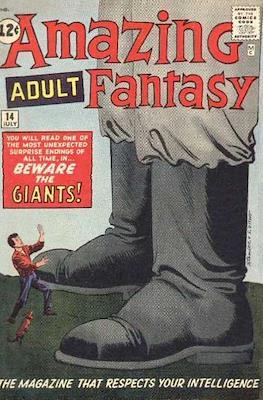 Amazing Fantasy (Comic-Book) #14