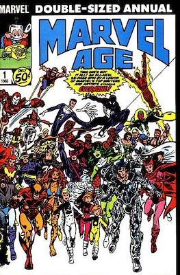 Marvel Age Annual Vol 1