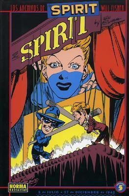 Los archivos de The Spirit #5