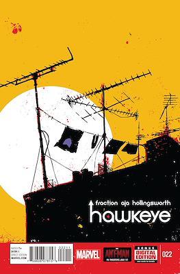 Hawkeye (Vol. 4 2012-2015) (Comic-Book) #22