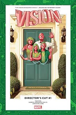 The Vision Director's Cut (Comic Book) #1