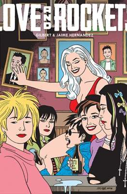 Love and Rockets Vol. 4 #1