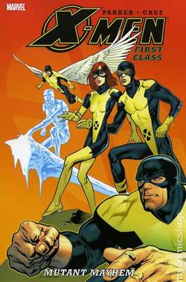 X-Men First Class Vol. 2 (Softcover 152-168 pp) #1