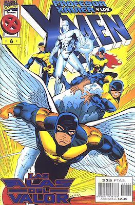 Profesor Xavier y los X-Men (Grapa. 17x26. 24 páginas. Color.) #6
