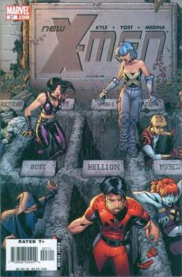 New X-Men: Academy X / New X-Men Vol. 2 (Comic-Book) #27