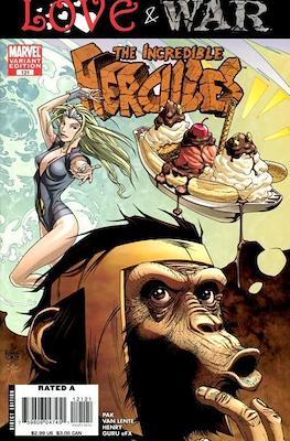 Hulk Vol. 1/ The Incredible Hulk Vol. 2 / The Incredible Hercules Vol. 1 (Variant Covers) (Comic Book) #121