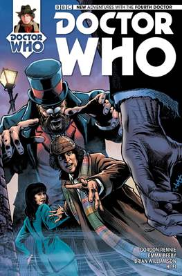 Doctor Who: The Fourth Doctor (Comic Book) #2