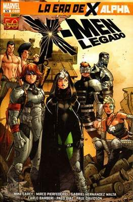 X-Men Vol. 3 / X-Men Legado (2006-2013) (Grapa, 24-48 pp) #69