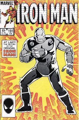 Iron Man Vol. 1 (1968-1996) (Comic book) #191