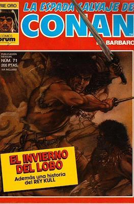 La Espada Salvaje de Conan. Vol 1 (1982-1996) #71