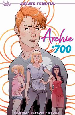 Archie (2015-) (Comic Book) #700