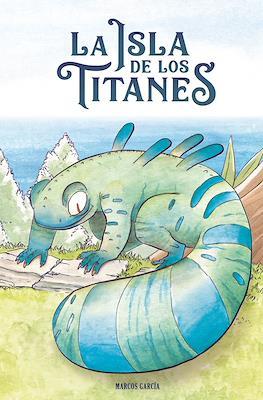 La Isla de los Titanes (Cartoné 208 pp) #