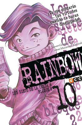 Rainbow - Los siete de la celda 6 bloque 2 (Rústica con sobrecubierta) #10