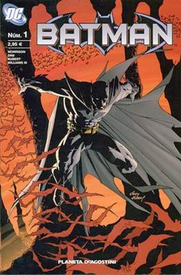 Batman (2007-2012) (Grapa. 48 pp) #1