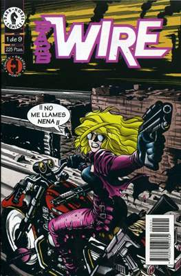 Barb Wire (Grapa 28 pp) #1
