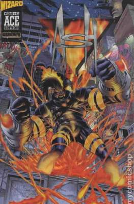 Ash (1994-1995 Variant Cover) (Comic Book) #1