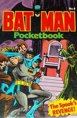 Batman Pocketbook (Rústica) #8