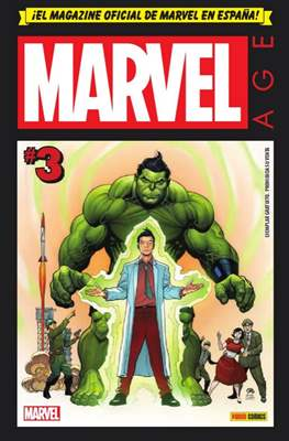 Marvel Age (2016-) (Grapa) #3