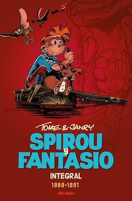 Spirou y Fantasio - Integral #15