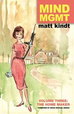 Mind MGMT (Hardcover) #3