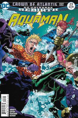 Aquaman Vol. 8 (2016-) (Comic Book) #23
