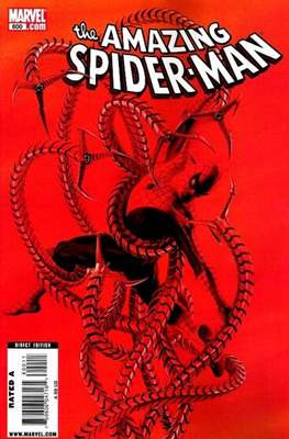 The Amazing Spider-Man Vol. 2 (1999-2014) (Comic-Book) #600